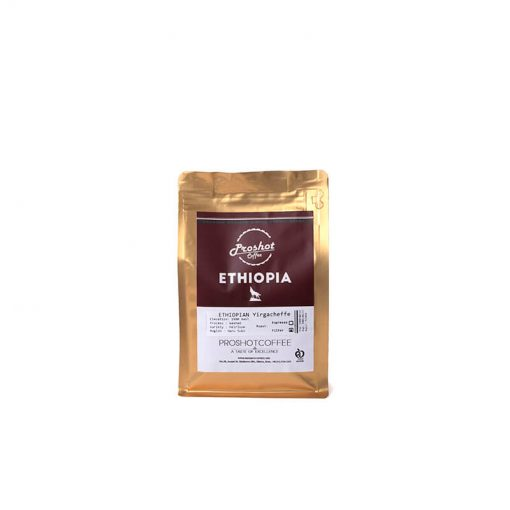قهوه اتیوپی یرگاچف کارخانه قهوه پروشات