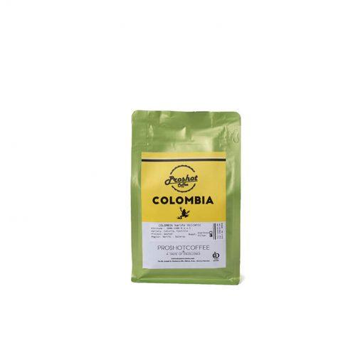 قهوه تخصصی کلمبیا نارینو کارخانه قهوه پروشات