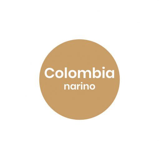 قهوه کلمبیا نارینو کارخانه قهوه پروشات