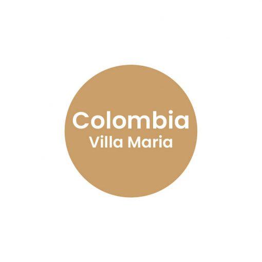 قهوه کلمبیا ویلاماریا کارخانه قهوه پروشات