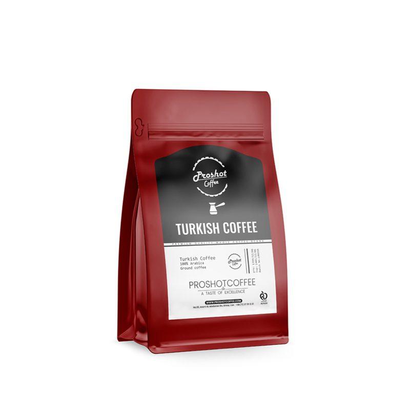 قهوه ترک 100%عربیکا