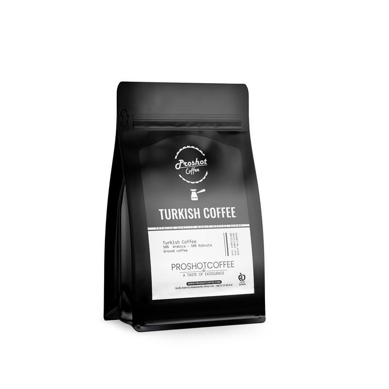 قهوه ترک 50