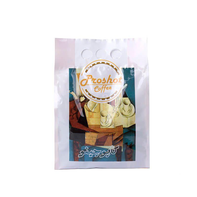 پودر کاپوچینو کارخانه قهوه پروشات